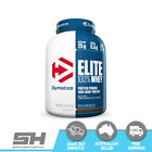 Dymatize Elite Whey 5lbs 100% Whey Protein Powder Low Carb WPI / WPC