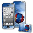 Skin / Decal for iPhone 5/5S with Flag of Mongolia - Many Designs