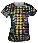 Yizzam- Emoji Party Jumbo - New Womens Top Shirt Tshirt XS S M L XL 2XL 3XL 4XL