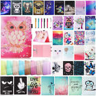 life ipad case - For iPad 2 3 4/Air/Air2/Mini Cute Magnetic Flip PU Leather Stand Cover Case
