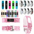 Replacement Wristband Band Silicone Bracelet + CLASSIC BUCKLE For Garmin Vivofit