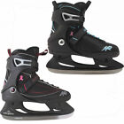 K2 Andra Speed Ice Skates Ladies Skates Speed Skates black new