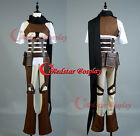 Rokka no Yuusha Adlet Mayer Halloween COSplay Costume Suit Harness Outfit Attire