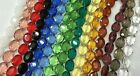 12x16mm Faceted Color Crystal Quartz Flat Oval Beads 12PCS