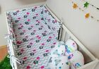 Baby Toddler 2 piece bedding set PILLOWCASE & DUVET COVER - To Fit Crib/Cot