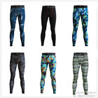 Herren Jogginghose Leggings Sporthose Fitness Kompression Leggins Laufhose Gym