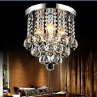 Modern Crystal LED Ceiling Lights Chandeliers Balcony/Aisle Lights Decor 2020