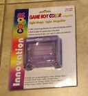Game Boy Color System Light / Magnifier Brand new your choice of purple color