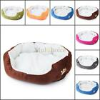 Pet Dog Puppy Super Warm Fleece Nest Bed House Mat Many Colors to Choose