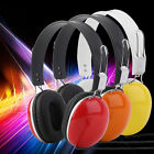 Wired Headset Gaming USB Microphone Headphone with Mic 3.5mm for PC Computer DH