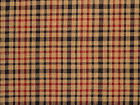 Plaid Fabric | Quilt Fabric | Home Decor Fabric | Cotton Homespun Fabric