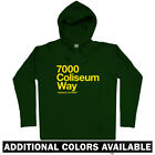 Oakland Baseball Stadium Hoodie - Hoody Men S-3XL - A's Athletics Fan Gift CA on Ebay