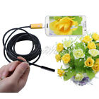 2M/5M/10M Endoscope IP67 Inspection Borescope for Android Smartphone Samsung S5
