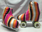 Jaffa Stripe Boot Covers for RollerSkates and Ice Skates  S,M,L