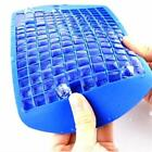 160 Mini Small Ice Cube Tray Frozen Cubes Trays Silicone Ice Mold Kitchen Tool L