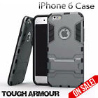 Case for Apple iPhone 5 6 6s PLUS Hard Back Shockproof Tough Armour Heavy Duty