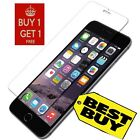 2 x Tempered Glass Screen Protector for iPhone Galaxy HTC Moto LG Huawei Phones