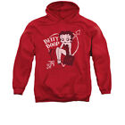 BETTY BOOP LOVER GIRL Licensed Adult Pullover Hooded Sweatshirt Hoodie SM-3XL $43.96 USD on eBay