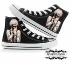 Tokyo Ghoul Running Shoes Canvas Unisex Sneakers Two Color B Style