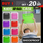Heavy Duty ShockProof Kids Carry Case Cover for iPad 4 3 2 iPad Mini 3 iPad Air