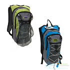 Summit 2 Litre Hydration Backpack Walk Running Cycling Camelback Water Bladder