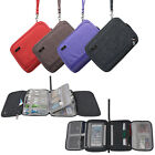 M Size Color Cable Organizer Bag Zipper Case Can Put HDD USB Hard Flash Drive