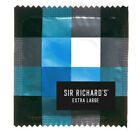 Sir Richard's Condom Company Vegan Bulk Quantity Thin Pleasure Ribbed Large