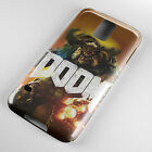 DOOM CyberDemon Boss Printed Phone Case Cover for Samsung S5 Note 5...