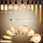 New E27 40W 60W Filament Light Bulb Vintage Industrial Style Edison Lamp Globes