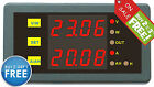 DC 0-90V 0-50A Voltage Current Ampere Hour Meter Battery Monitor Capacity Tester