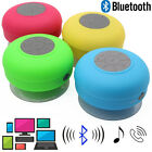 Bluetooth Speakers Wireless Waterproof Suction Shower Portable Subwoofer Music