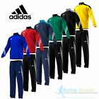 ADIDAS BOYS TRACKSUIT Junior Kids Full Zip Jogging Football Top Bottoms Age 5-14