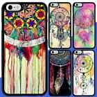 Dream Catcher Bumper Shockproof TPU Case Cover for Apple iphone 4 5 5C 6 6S plus