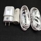 Genuine QC 2.0 Travel Fast Charger Adapter/Cable/LG Car Charger For LG V10 G4 3