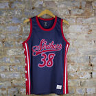 Crooks & Castles Jersey Tank Top In Nvy / Red Sizes S M