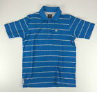 DC Shoes Polo T-Shirt New - Size: S M - Blue