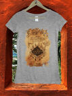 Harry Potter Marauders Map Hogwarts Moony Women Girls T shirt Top Tee W181