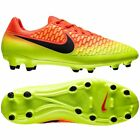 Nike Magista Onda FG 2016 Soccer Shoes Brand New Orange / Volt  / Black