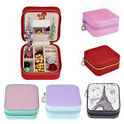 NEW Mini Cosmetic Necklace Ring Jewelry Storage Box Organizer Travel Case