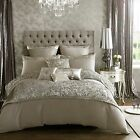Kylie Minogue Bedding Range ALEXA Silver Grey – Duvet / Quilt, Cushion or Runner