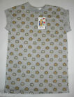 PRIMARK LADIES GARFIELD CAT LICENSED SHIRT T SHIRT TOP UK 8 NEW