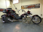 Boom Low Rider 1600cc Muscle Trike 2010