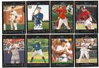 2007 Topps Update Complete Team Set 14 Available Rookie Card Logo RC Traded 07