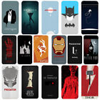 Movie Posters Printed Phone Flip Case Cover For Samsung Galaxy - T86