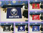NHL Licensed Man Cave Starter Area Rug Floor Mat Carpet - Choose Your Team $25.95 USD on eBay
