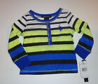 Baby Phat Toddler Girls  Long Sleeve Top Sizes -2T or 3T NWT