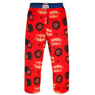 The Beano Dennis The Menace Gnasher Gift Mens Lounge Pants Pyjama Bottoms