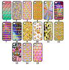 Cool Emoji Case/Cover.Designs for Iphone 4/4s, 5s, 5c,6(4.7) & 6+