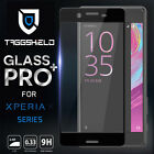 TAGG FullCoverage Sony Xperia X/XA/X Performance Tempered Glass Screen Protector
