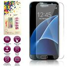 Lot 9H Premium Real Tempered Glass Screen Protector for Samsung Galaxy S5 S6 S7